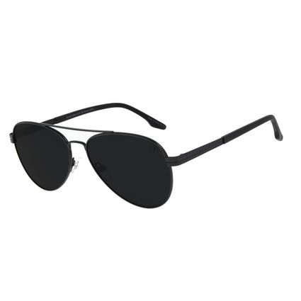 Óculos de Sol Unissex Loucuras da Nobreza Troia Fosco OC.MT.2960-0131