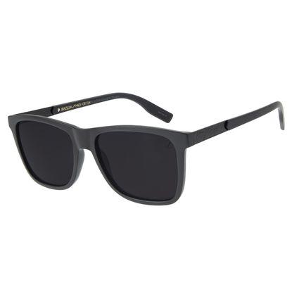 Óculos de Sol Masculino Loucuras da Nobreza Tróia Fosco OC.CL.3150-0531
