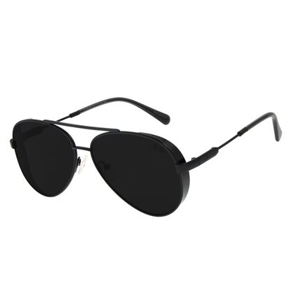 Óculos de Sol Unissex The Beatles Aviador Preto OC.MT.2931-0131