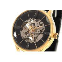 Relógio Automático Feminino Loucuras da Nobreza Cleópatra Preto RE.MT.1153-0101.5