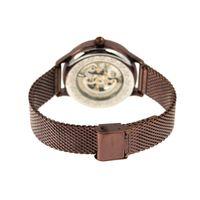 Relógio Automático Feminino Loucuras da Nobreza Cleópatra Rosé RE.MT.1153-9502.2