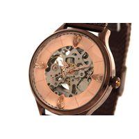 Relógio Automático Feminino Loucuras da Nobreza Cleópatra Rosé RE.MT.1153-9502.5