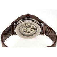 Relógio Automático Feminino Loucuras da Nobreza Cleópatra Rosé RE.MT.1153-9502.6
