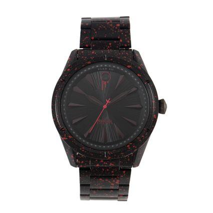 Relógio Analógico Masculino Loucuras da Nobreza Drácula Preto RE.MT.1144-0101