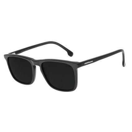 Óculos de Sol Masculino Chilli Beans Bossa Nova Preto OC.CL.3061-0101