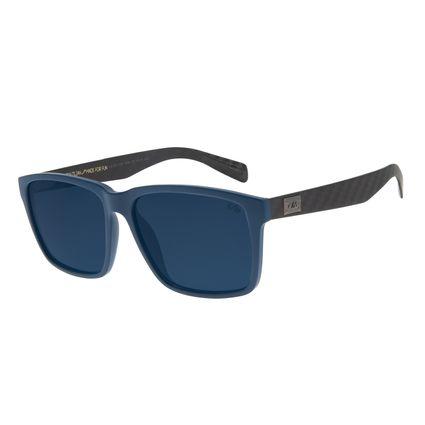Óculos de Sol Masculino Chilli Beans New Sport Polarizado Azul Escuro OC.ES.1233-0890