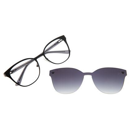 Armação Para Óculos de Grau Feminino Chilli Beans Multi Heart Preto LV.MU.0233-2001