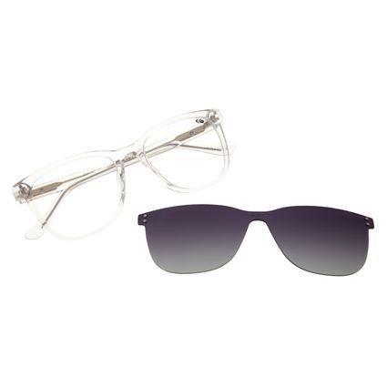 Armação Para Óculos de Grau Feminino Chilli Beans Multi Transparent LV.MU.0450-2036