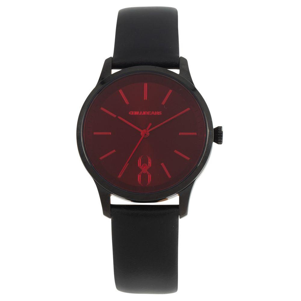 Relógio Analógico Feminino Marvel Viúva Negra Vermelho RE.CR.0461-1601