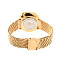 Relógio Analógico Feminino Chilli Beans Facetado Shine Dourado RE.MT.1104-2121.2
