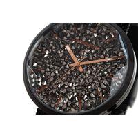 Relógio Analógico Feminino Chilli Beans Facetado Shine Ônix RE.MT.1104-2201.5