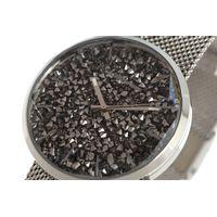 Relógio Analógico Feminino Chilli Beans Facetado Shine Prata RE.MT.1104-2207.5