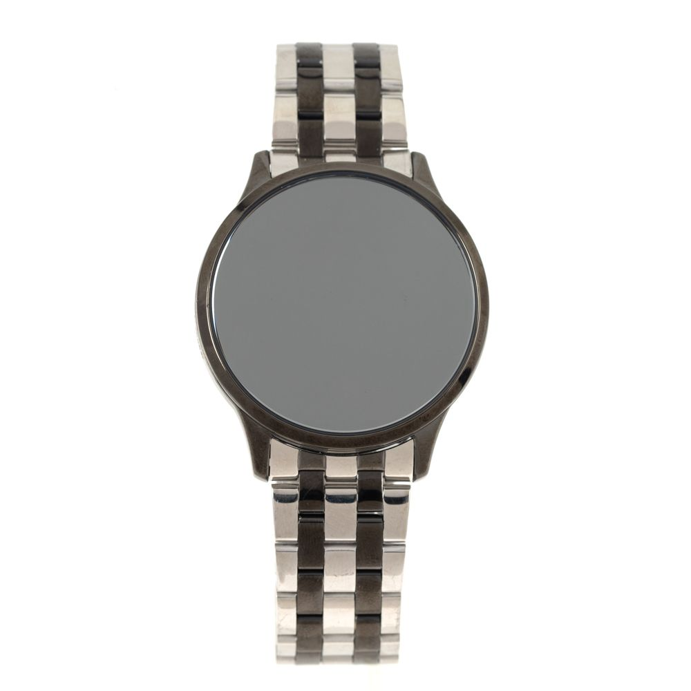 Relógio Digital Touch Feminino Chilli Beans Prata Double Plating RE.MT.1071-0701