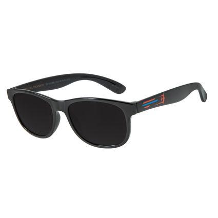 Óculos de Sol Infantil Marvel Capitão América Preto OC.KD.0666-0101