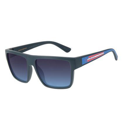 Óculos de Sol Infantil Marvel Capitão América Quadrado Azul OC.KD.0664-8308