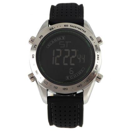 Relógio Digital Masculino Chilli Beans Prata Esportivo RE.ES.0146-0701