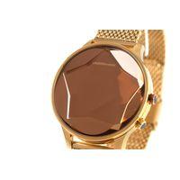 Relógio Digital Feminino Chilli Beans Facetado Dourado RE.MT.0990-9521.5