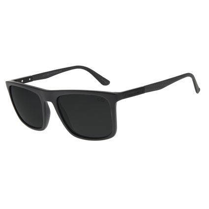 Óculos de Sol Masculino Chilli Beans Bossa Nova Preto Polarizado OC.CL.3062-0101