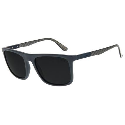 Óculos de Sol Masculino Chilli Beans Bossa Nova Azul Escuro Polarizado OC.CL.3062-0190