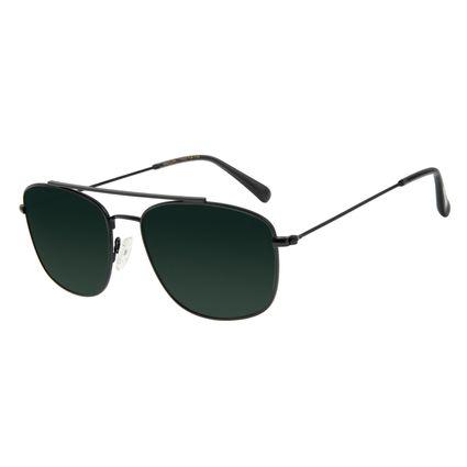 Óculos de Sol Unissex Chilli Beans Executivo Preto OC.MT.2886-1501