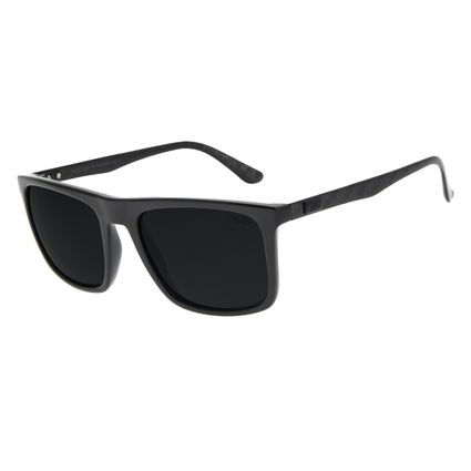 Óculos de Sol Masculino Chilli Beans Bossa Nova Polarizado Preto OC.CL.3083-0101