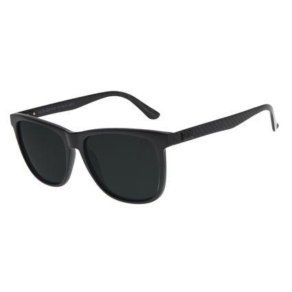 Óculos de Sol Masculino Chilli Beans Bossa Nova Polarizado Fosco OC.CL.3092-0131