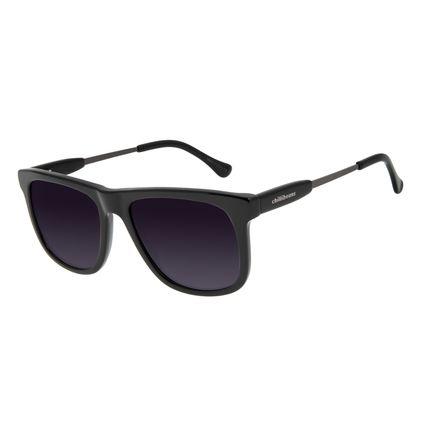 Óculos de Sol Masculino Chilli Beans Bossa Nova Preto Polarizado OC.CL.3112-2001