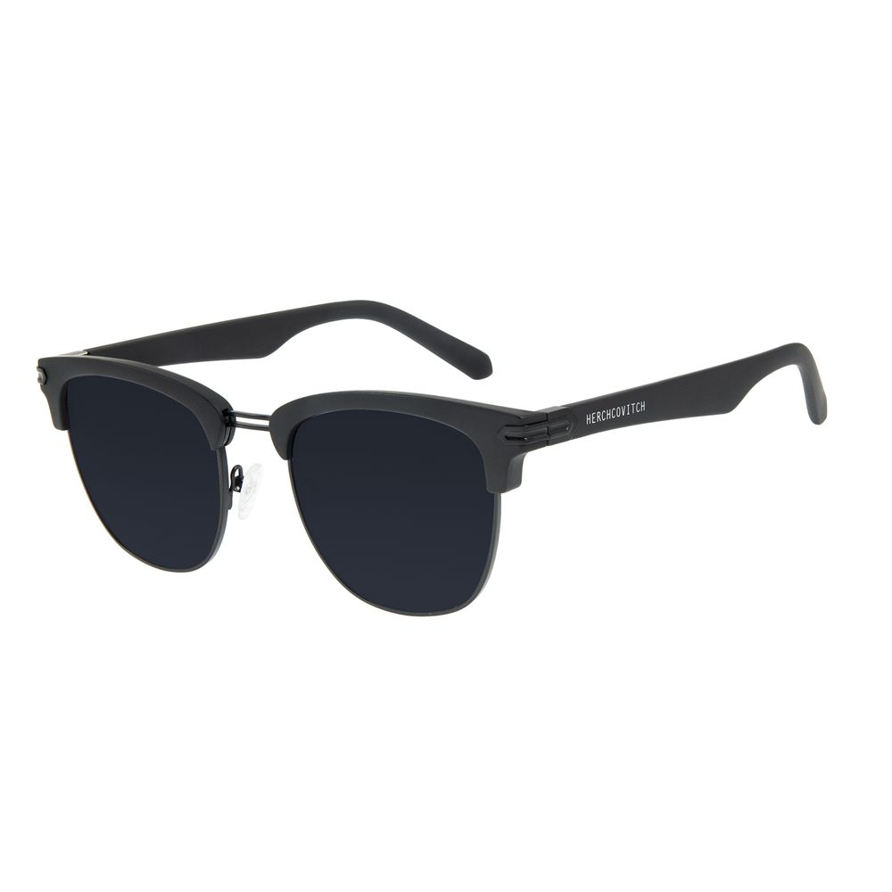Óculos de Sol Unissex Alexandre Herchcovitch Jazz Preto OC.CL.3139-0501
