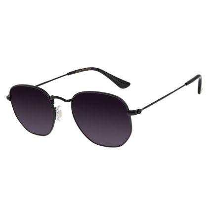 Óculos de Sol Unissex Chilli Beans Executivo Preto OC.MT.2606-2001