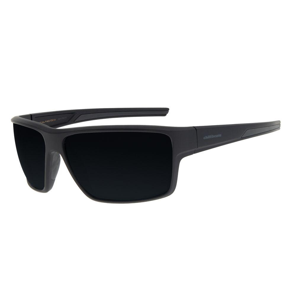 Óculos de Sol Masculino Chilli Beans Performance Preto OC.ES.1239-0131