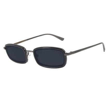 Óculos de Sol Feminino Funk-se Ludmilla Quadrado Ônix OC.CL.3172-0122
