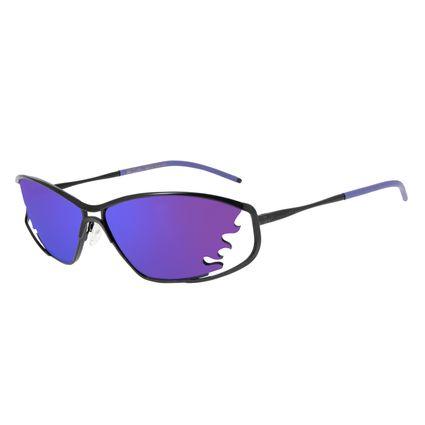 Óculos de Sol Unissex Funk-se Ludmilla Chama Preto OC.MT.2987-3201