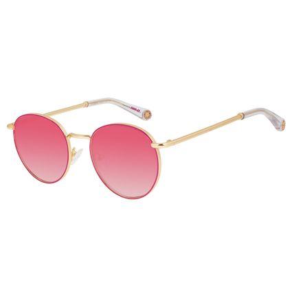 Óculos de Sol Feminino Funk-se Ludmilla Redondo Dourado OC.MT.2988-2021