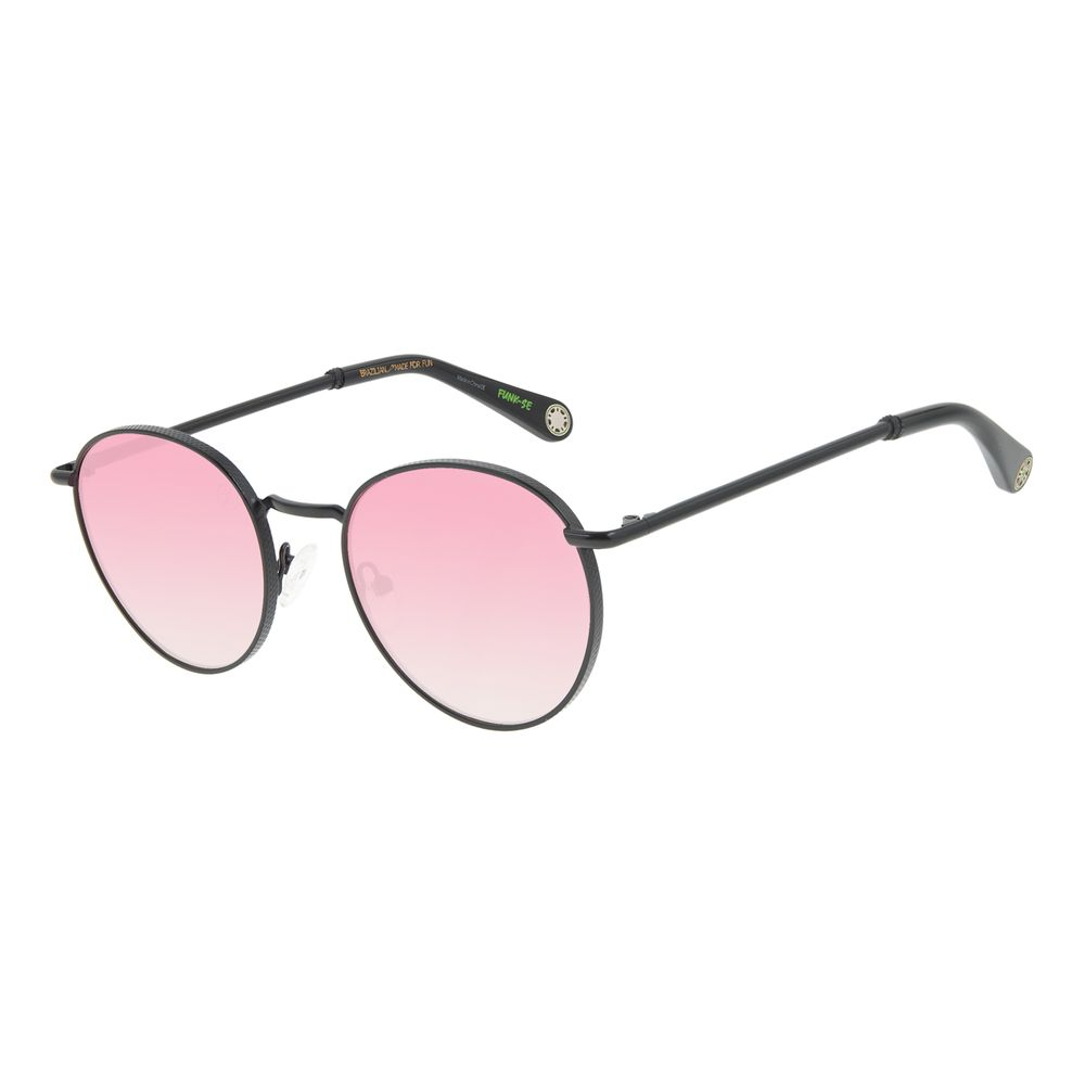 Óculos de Sol Feminino Funk-se Ludmilla Redondo Preto OC.MT.2988-2001