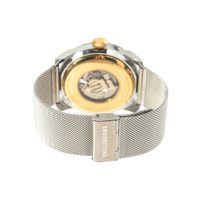 Relógio Automático Analógico Masculino Funk-se Ludmilla Diamond Prata RE.MT.1160-0707.2