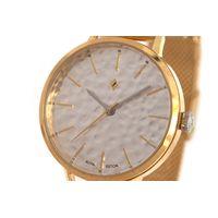 Relógio Analógico Feminino Funk-se Ludmilla Metal Dourado RE.MT.1161-0721.5