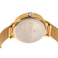Relógio Analógico Feminino Funk-se Ludmilla Metal Dourado RE.MT.1161-0721.8