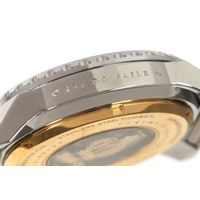 Relógio Automático Analógico Masculino Funk-se Ludmilla Diamond Prata RE.MT.1160-0707.6