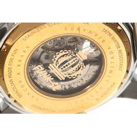 Relógio Automático Analógico Masculino Funk-se Ludmilla Diamond Prata RE.MT.1160-0707.9