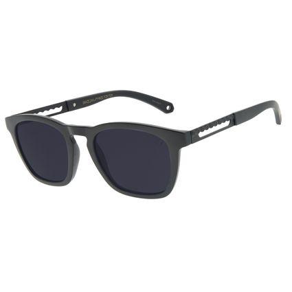 Óculos de Sol Masculino Funk-se Ludmilla Corrente Preto OC.CL.3163-0101