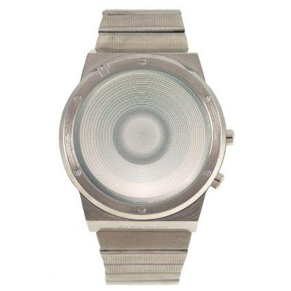 Relógio Digital Masculino Funk-se Ludmilla Caixa de Som Prata RE.MT.1164-0707