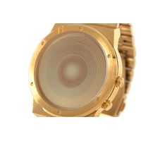 Relógio Digital Masculino Funk-se Ludmilla Caixa de Som Dourado RE.MT.1164-2121.5