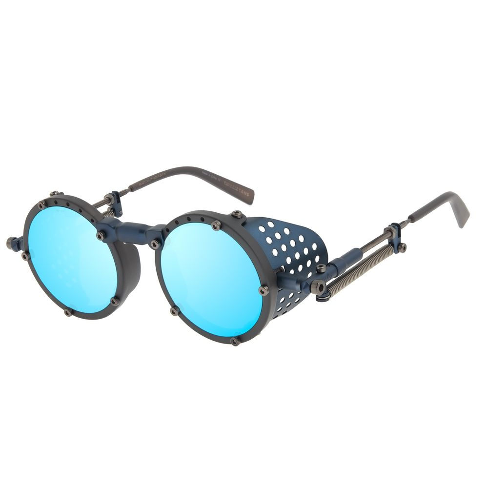 Óculos de Sol Unissex Alok Icônico Steampunk 2.0 Espelhado OC.CL.3142-0531
