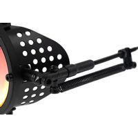 Óculos de Sol Unissex Alok Icônico Steampunk 2.0 Degradê OC.CL.3142-2031.5