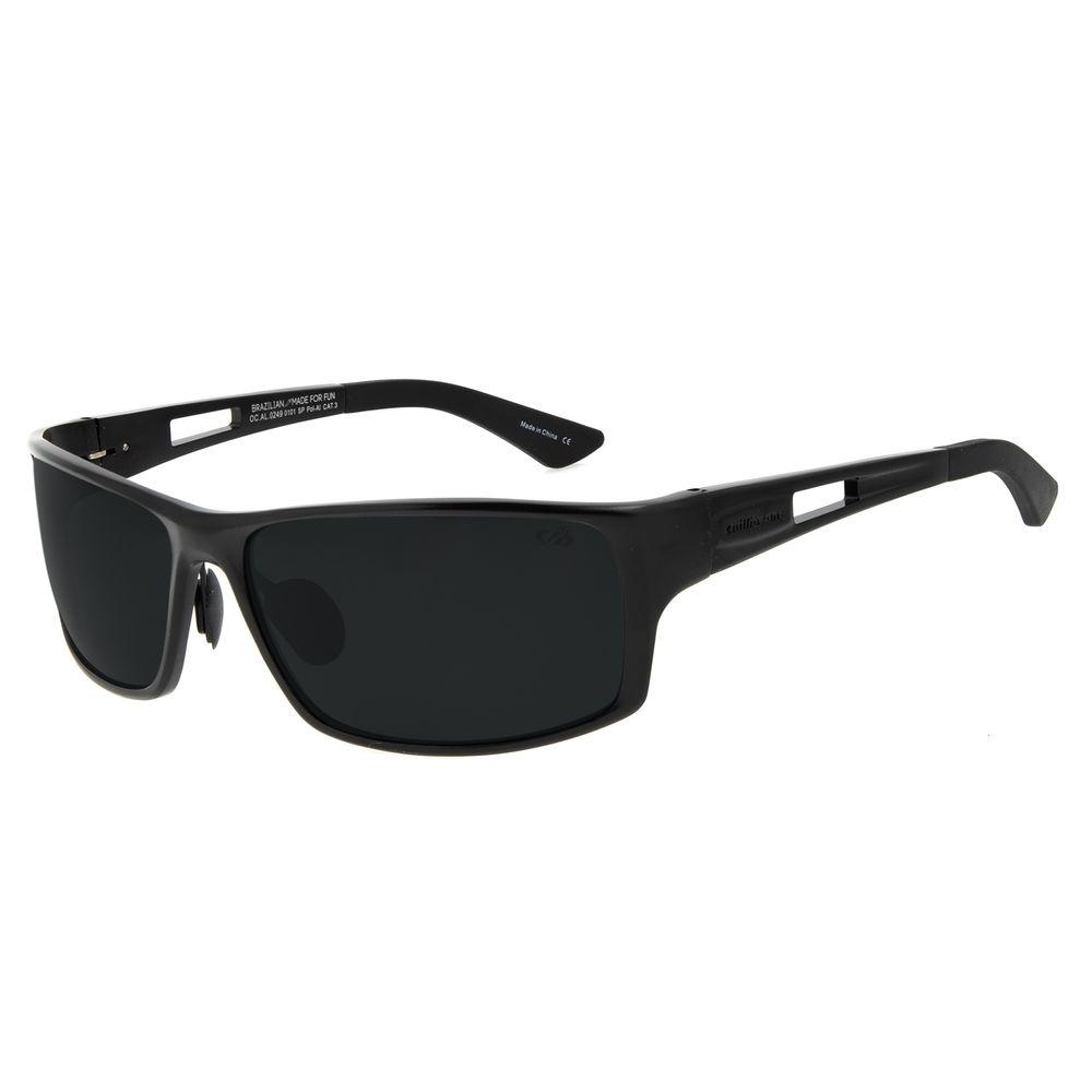 Óculos de Sol Masculino Chilli Beans Performance Preto OC.AL.0249-0101