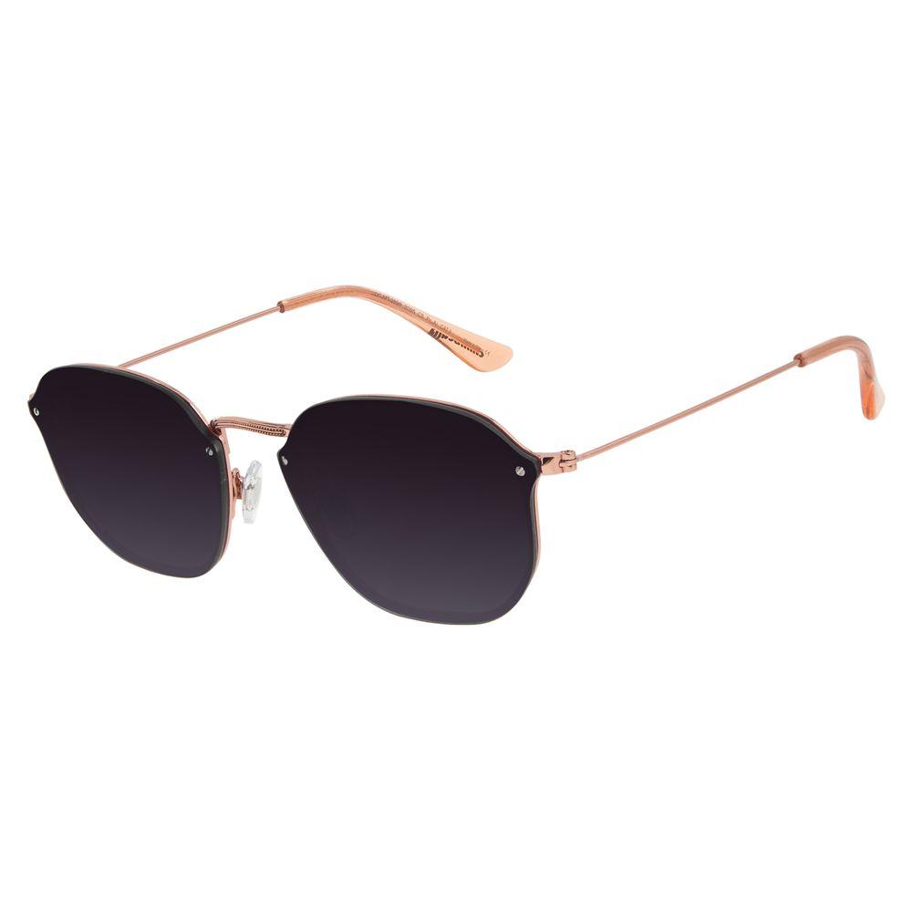 Óculos de Sol Unissex Chilli Beans Fashion Metal Rosé OC.MT.2898-2095