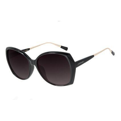 Óculos de Sol Feminino Chilli Beans Quadrado Degradê Preto OC.CL.2736-2001