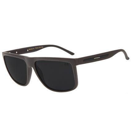 Óculos de Sol Masculino Chilli Beans Bossa Nova Marrom Escuro OC.CL.2990-0147