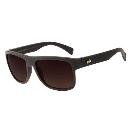 Óculos de Sol Masculino Chilli Beans Bossa Nova Essential Degradê Marrom OC.CL.2999-5702