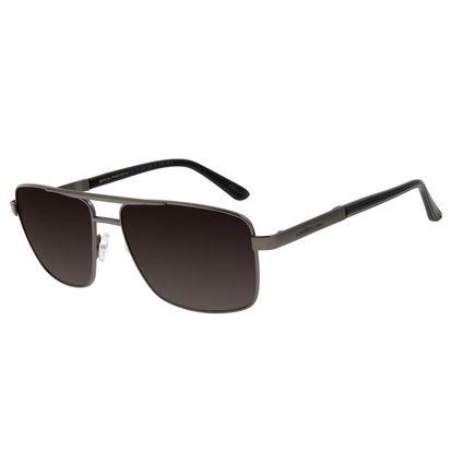 Óculos de Sol Masculino Chilli Beans Executivo Metal Ônix OC.MT.2847-2022